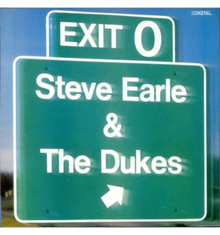 Steve Earle & The Dukes Exit O (LP)