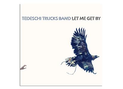 7238761 Concord  Tedeschi Trucks Band Let Me Get By (LP)