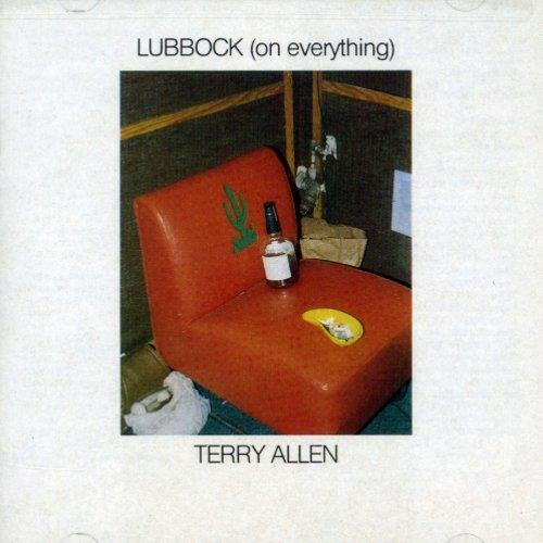 POB027LP Paradise of Bachelors  Terry Allen Lubbock (On Everything) (LP)