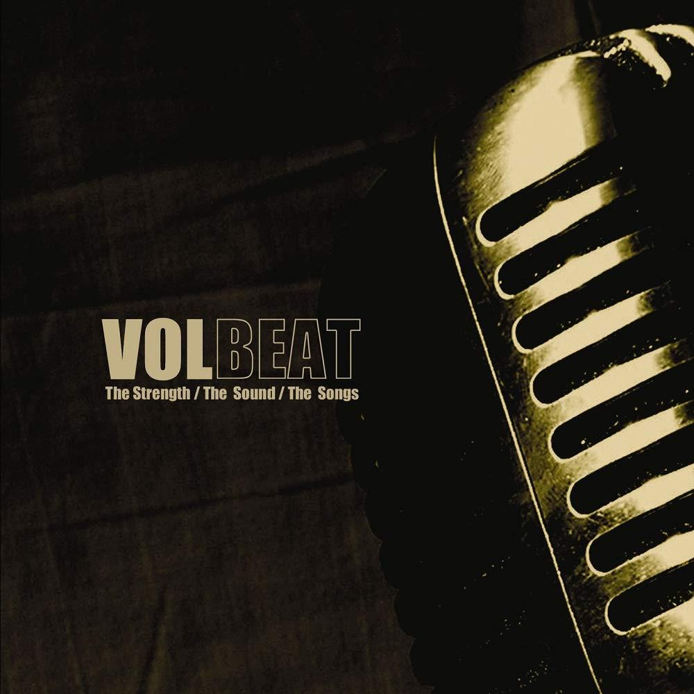 2028621172 Mascot/Provogue  Volbeat The Strength/The Sound/The Songs (LP)