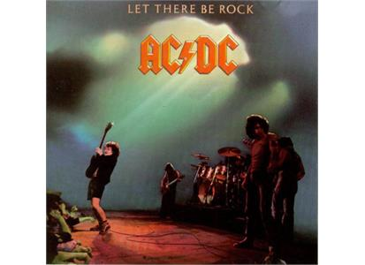 SME 5107611 Sony  AC/DC Let There Be Rock (LP)