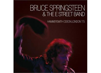 88985441551 Columbia  Bruce Springsteen & The E Street Band Hammersmith Odeon London 75 (4LP)