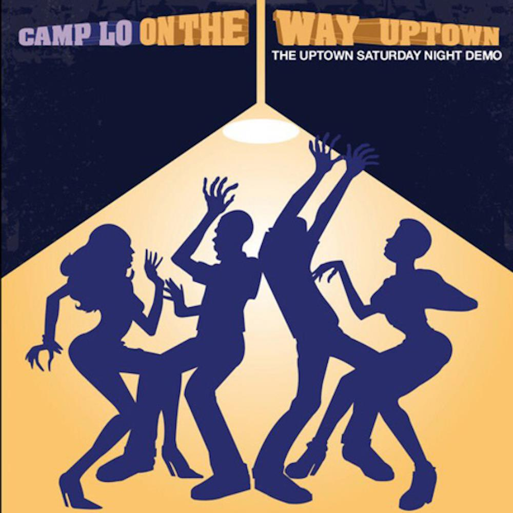 PESA9841   Camp Lo On The Way Uptown (LP)