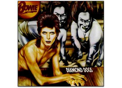 0190295990404 Parlophone  David Bowie Diamond Dogs (LP)
