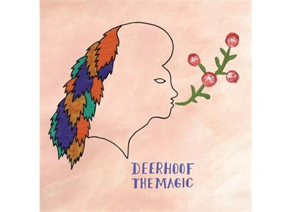 POVL315 Polyvinyl  Deerhoof The Magic (LP-LILLA)