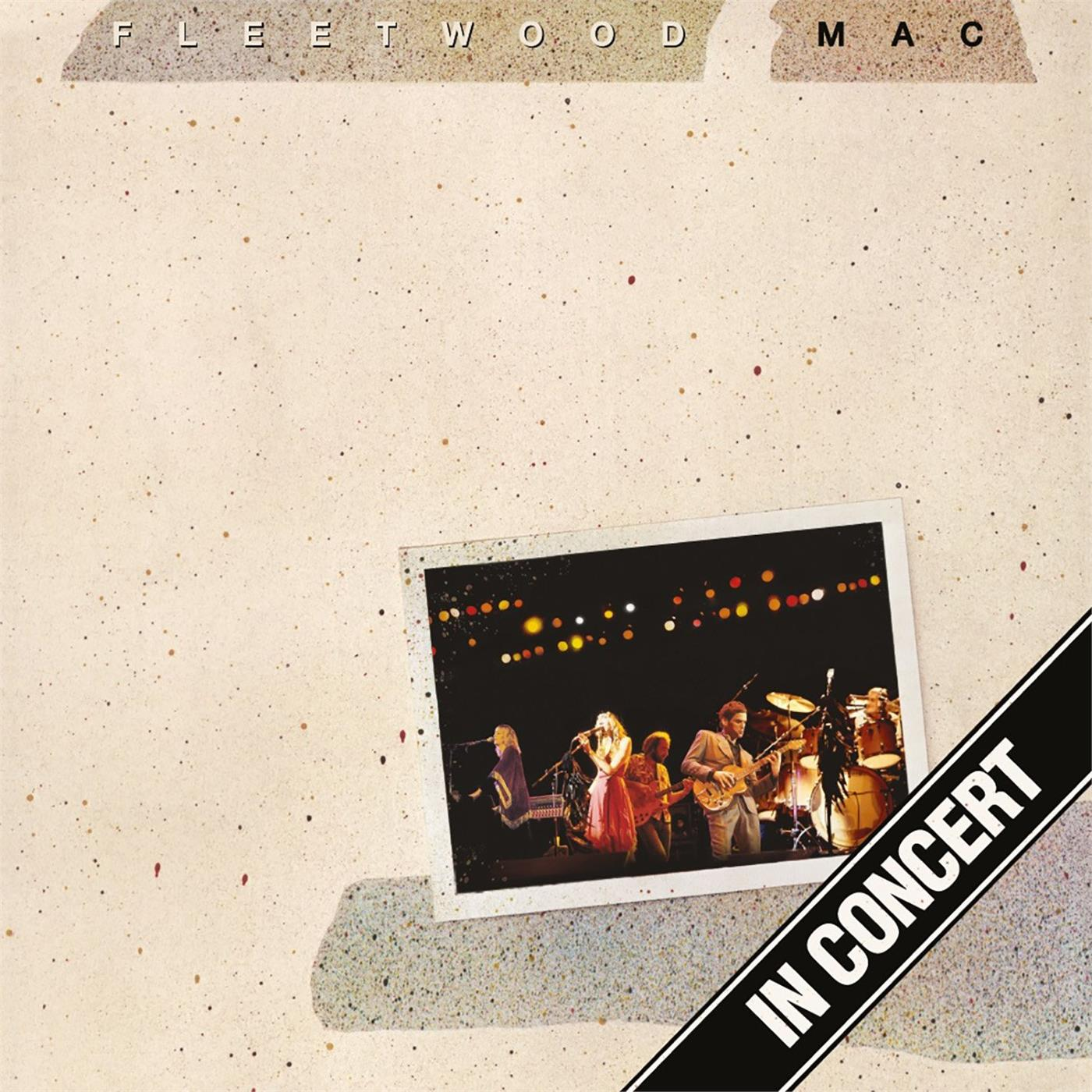 0081227947668 Rhino  Fleetwood Mac In Concert (3LP)