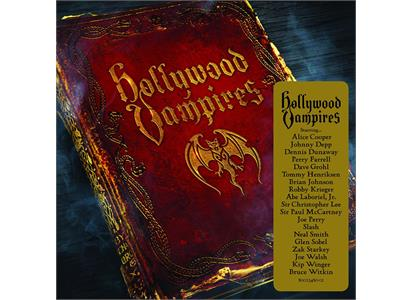 0602547483928 Universal  Hollywood Vampires Hollywood Vampires (2LP)