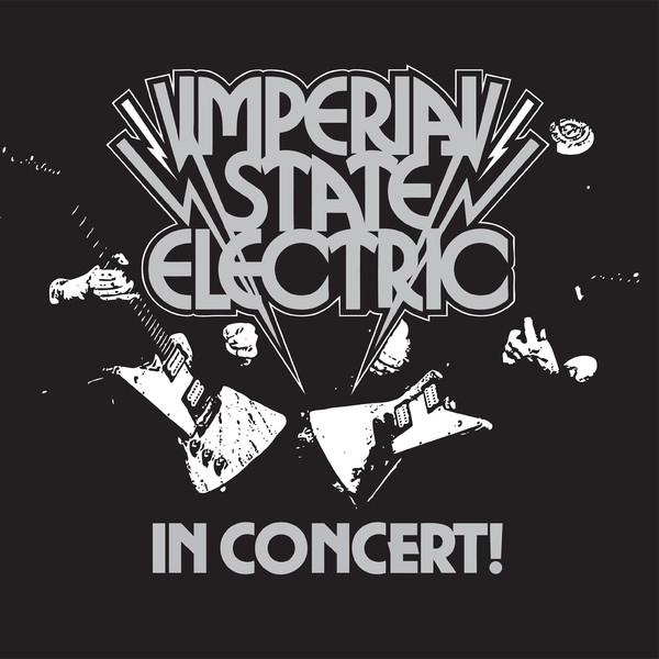 "PSYCH011LP Psychout  Imperial State Electric In Concert! (10"")"