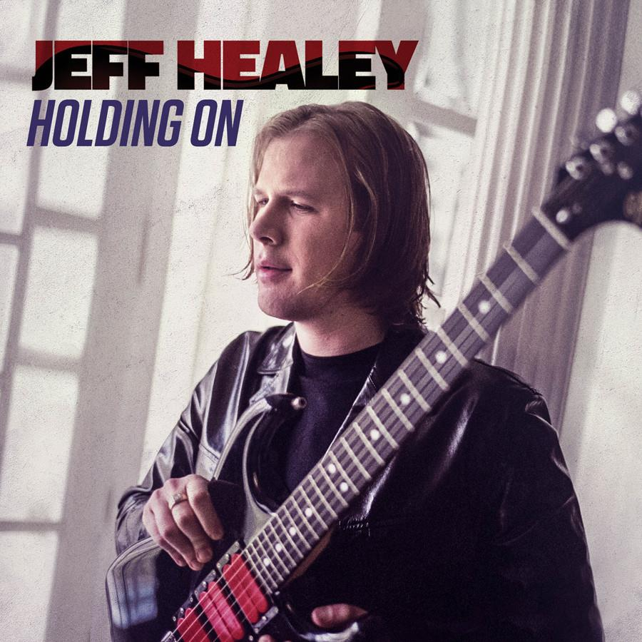 0819873014447 ADA  Jeff Healey Holding On (2LP)