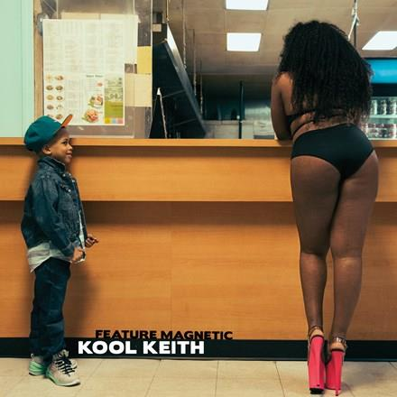 MLSC91 Mello Music  Kool Keith Feature Magnetic (LP)
