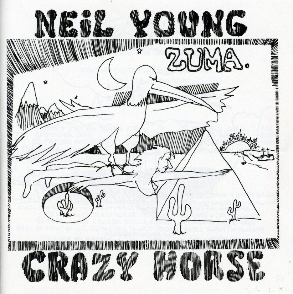 93624938477 Warner Bros.  Neil Young & Crazy Horse Zuma (LP)