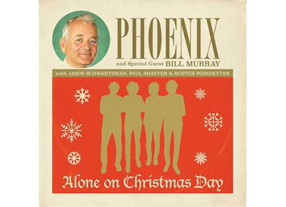 2564649329 Eleven Seven  Phoenix / Bill Murray Alone On Christmas (7'')