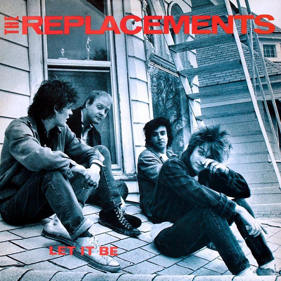 8122795471 Rhino  Replacements Let It Be (LP)