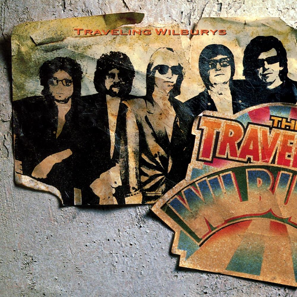 7200962 Concord Records  The Traveling Wilburys The Traveling Wilburys Vol. 1 (LP)