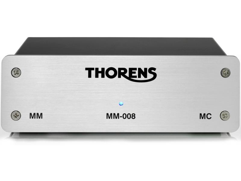 MM-008 Thorens  Thorens MM-008 Riaa-trinn for MM/MC pickup