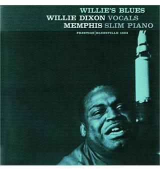 Willie Dixon and Memphis Slim Willie's Blues (LP)