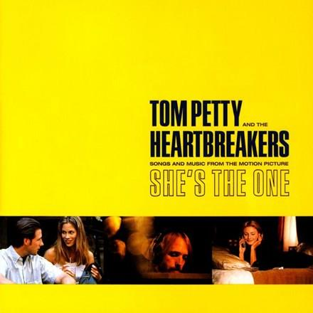 WB525243 Warner  Tom Petty & Heartbreakers She's The One (LP)