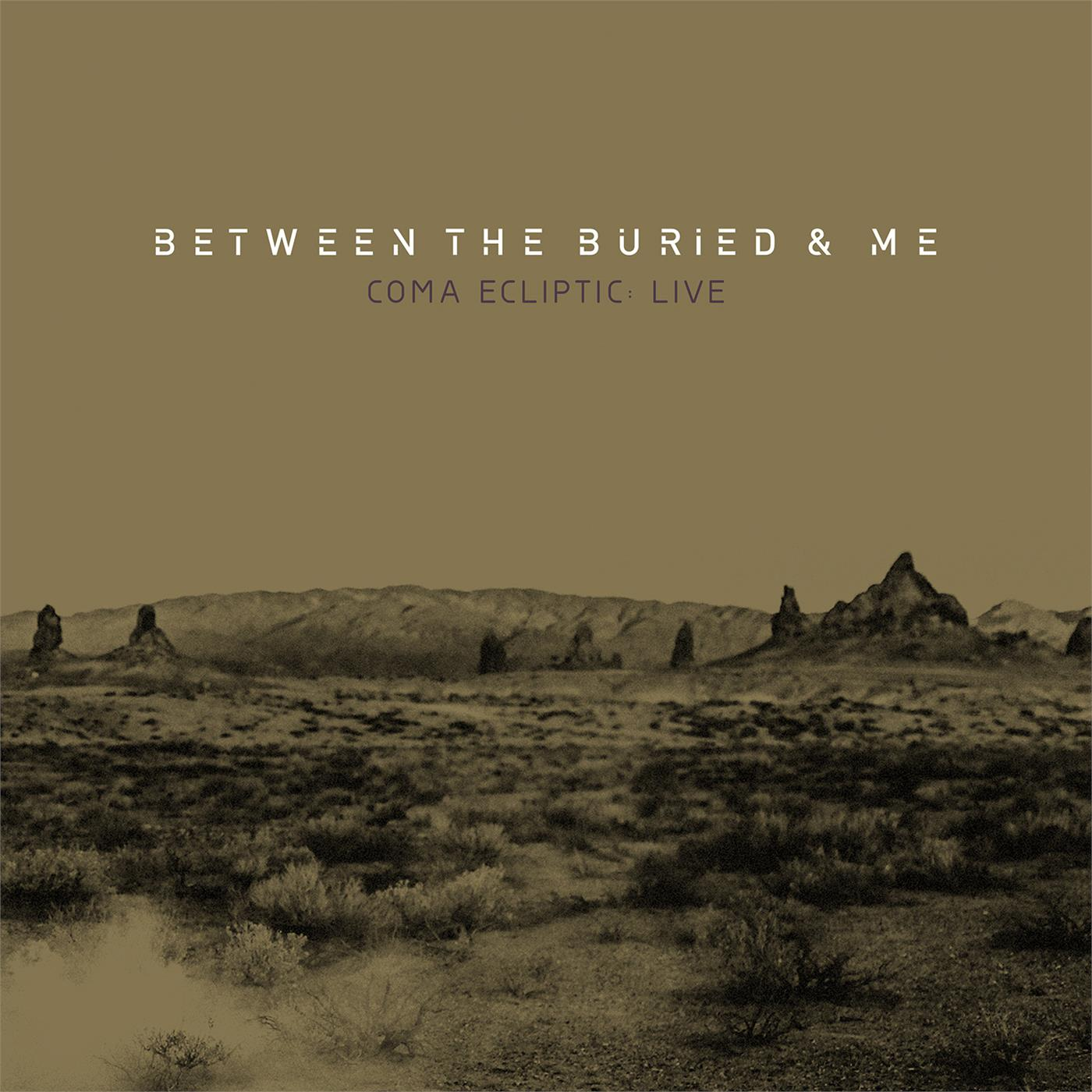03984155021 Metal Blade  Between the Buried and Me Coma Ecliptic Live (2LP)