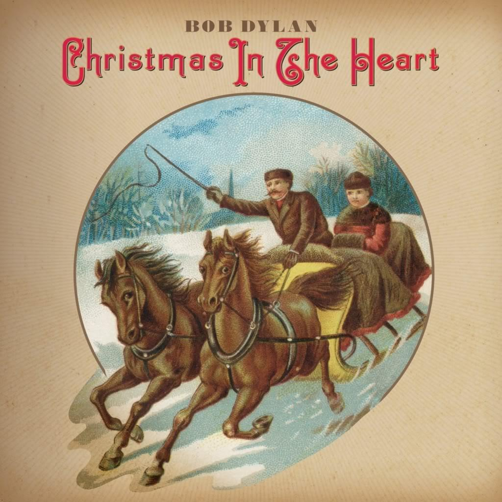 88697573231 Columbia  Bob Dylan Christmas In The Heart (LP)