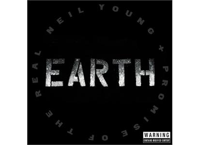 0093624920663 Reprise  Neil Young Earth (3LP)