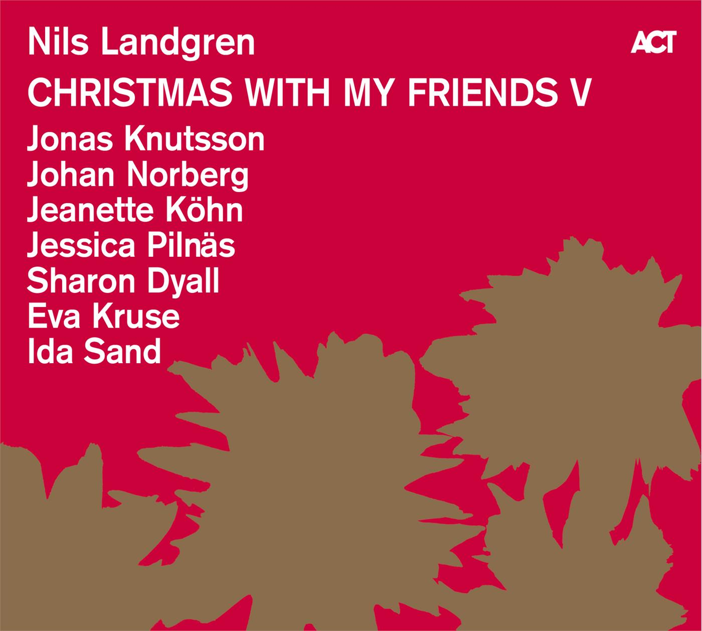 ACT98301 ACT  Nils Landgren Christmas With My Friends V (LP)
