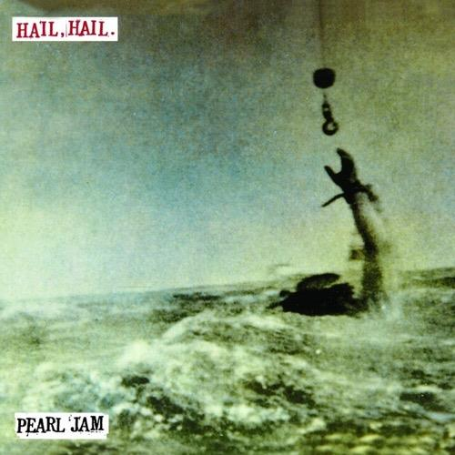 "SNYL518901 Sony 88875189017 Pearl Jam Hail Hail / Black, Red, Yellow (7"")"