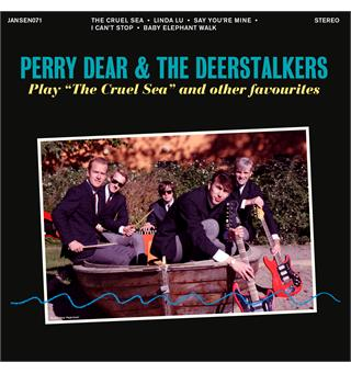 "Perry Dear & the Deerstalkers Play ""The Cruel Sea"" and Other... (7'')"