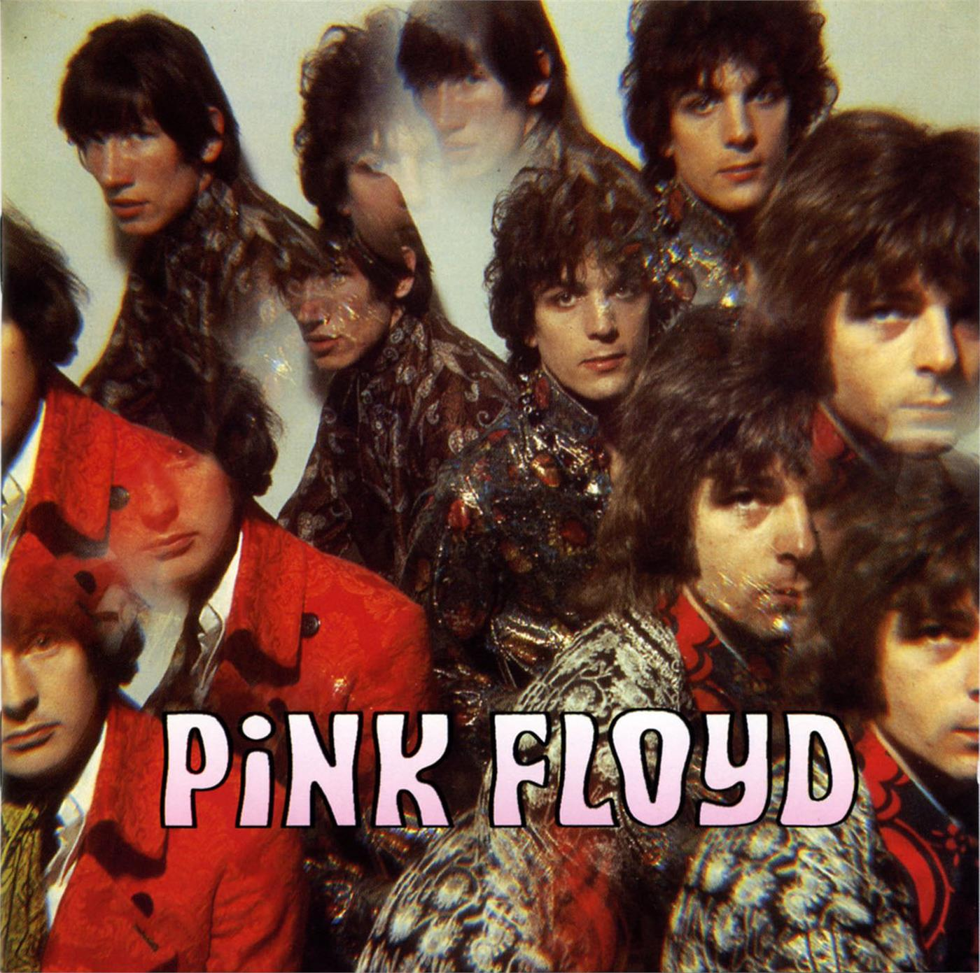0825646493197 Parlophone  Pink Floyd The Piper At the Gates of Dawn (LP)