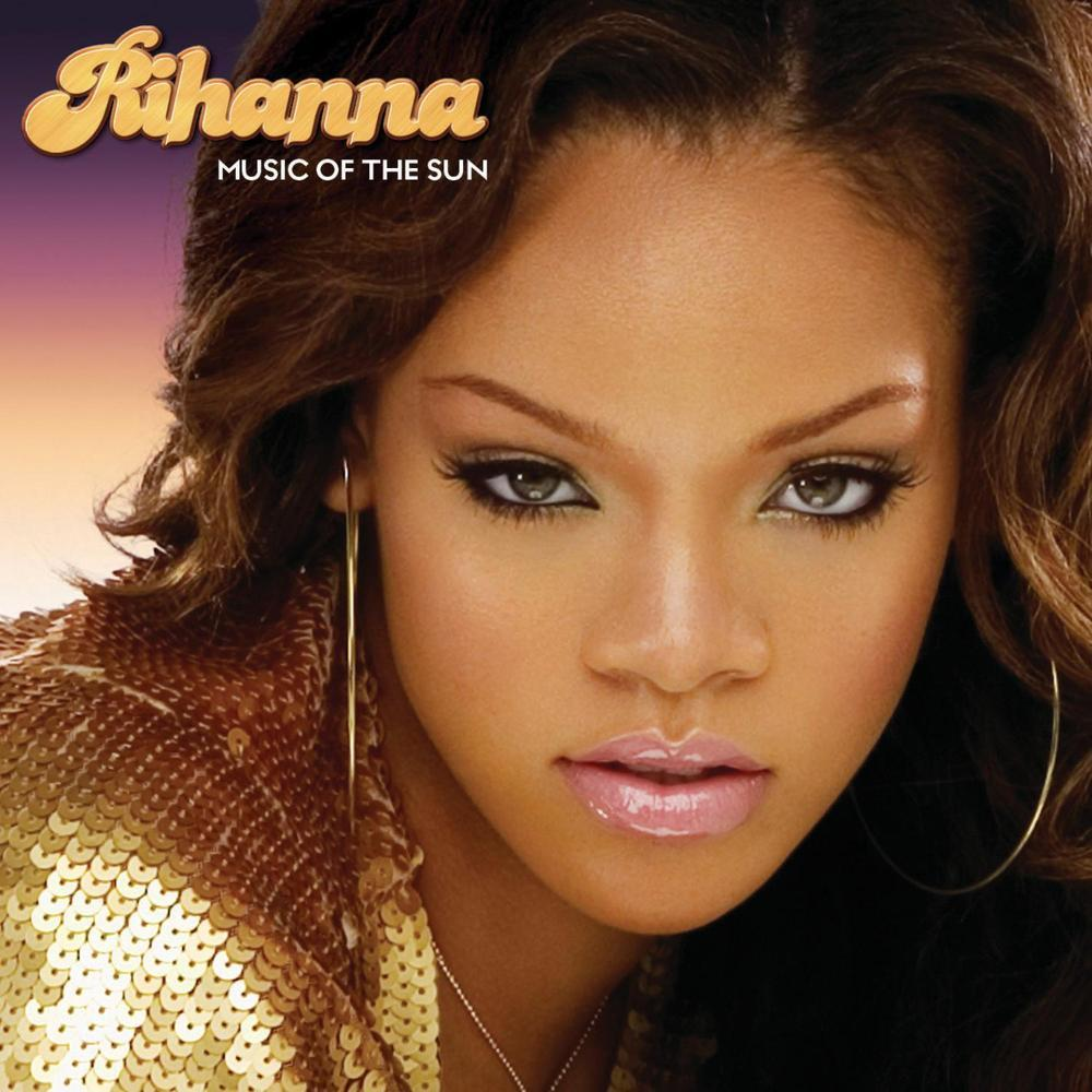 5707981 Def Jam  Rihanna Music of the Sun (2LP)