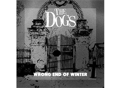 "KOM-ASTMA106 Astma Records  The Dogs Wrong End of Winter (7"" - LTD)"