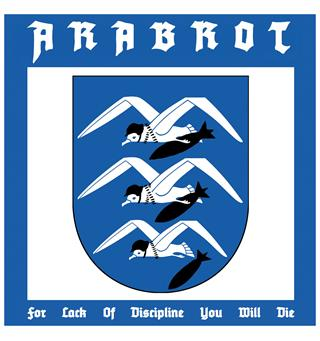 Årabrot For Lack of Discipline You Will Die(7'')