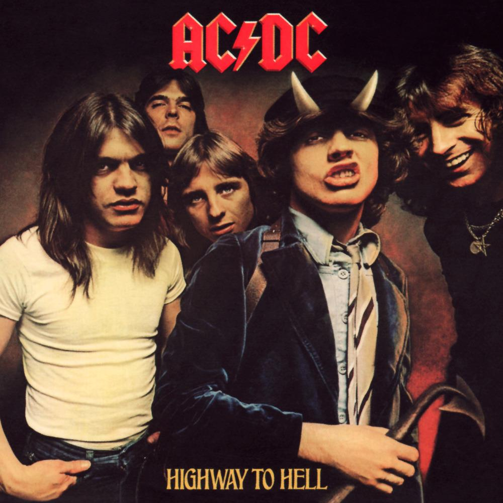 SME 5107641 Sony  AC/DC Highway To Hell (LP)