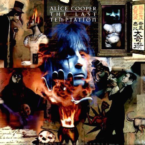 FRIM52771 Friday Music  Alice Cooper Last Temptation (LP)