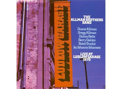 4781345 Universal  Allman Brothers Band Live At Ludlow Garage 1970 (3LP)