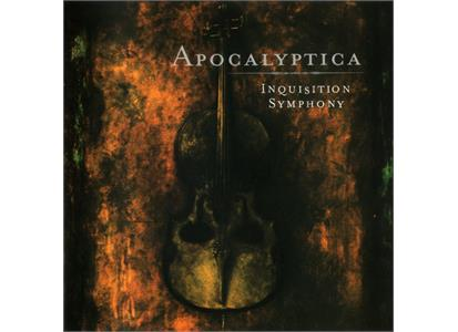 MOVLP1582 Music on Vinyl  Apocalyptica Inquisition Symphony (LP)