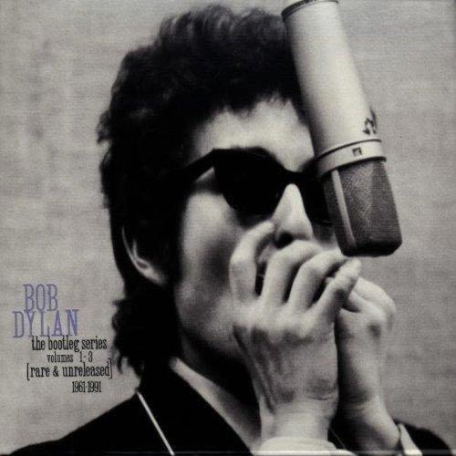 88985363341 Columbia  Bob Dylan Bootleg Series, Vol. 1-3 (5LP Box)