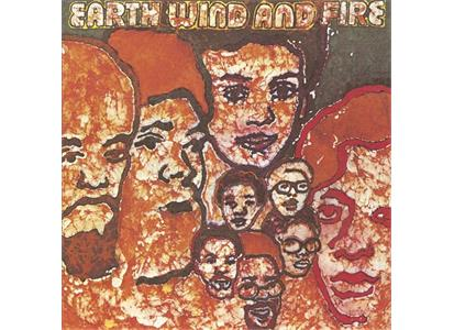0081227944735 Rhino  Earth, Wind & Fire Earth, Wind & Fire (LP)