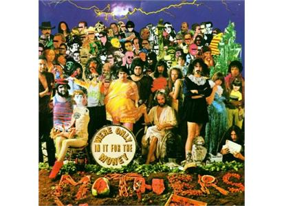 0238371 Universal  Frank Zappa We're Only In It For the Money (LP)