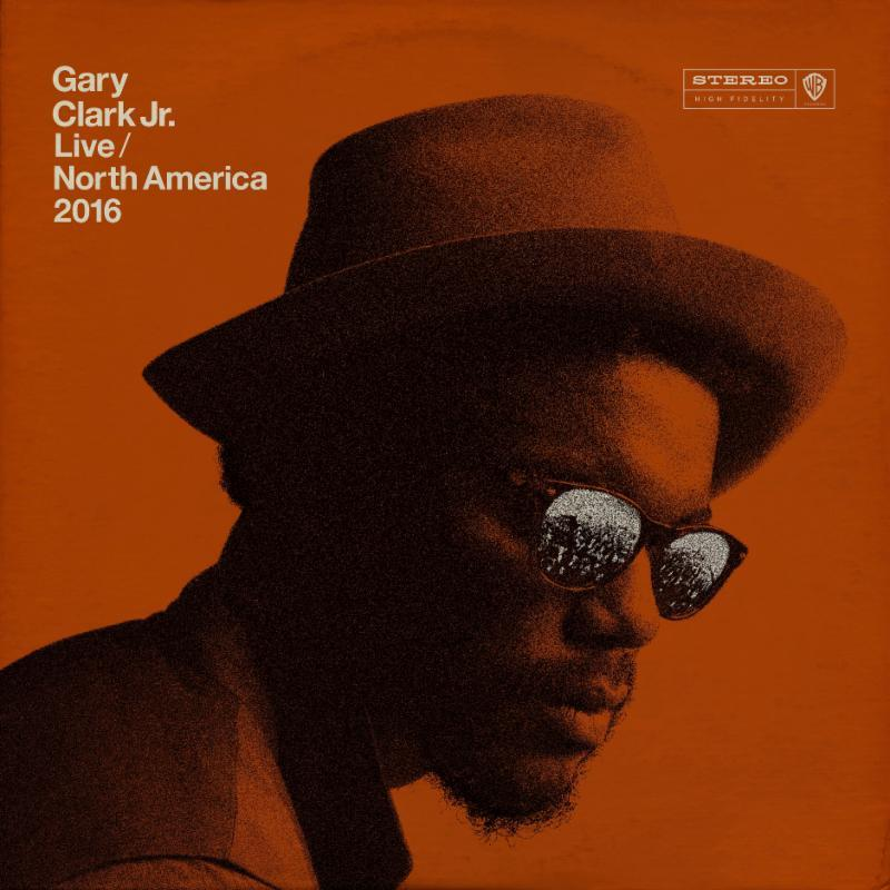 0093624913931 Warner  Gary Clark Jr. Live North America 2016 (2LP)