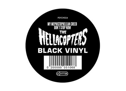 "PSYCH024 Psychout  Hellacopters My Mephistophelean Creed (12"")"