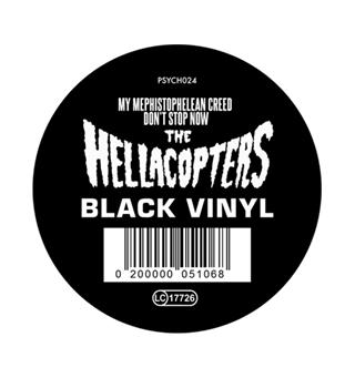 "Hellacopters My Mephistophelean Creed (12"")"
