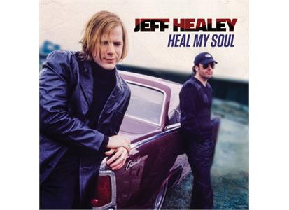 0819873012733 Provogue Records  Jeff Healey Heal My Soul (2LP)