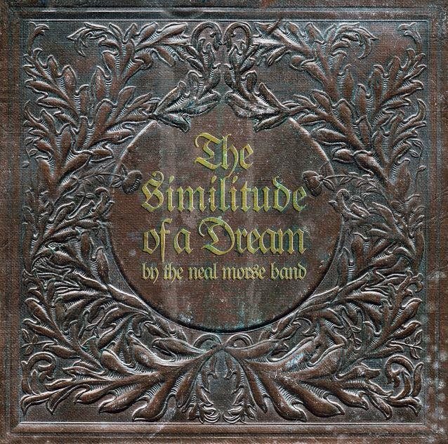 03984154771 Metal Blade  Neal Morse Band The Similitude of a Dream (3LP+2CD)