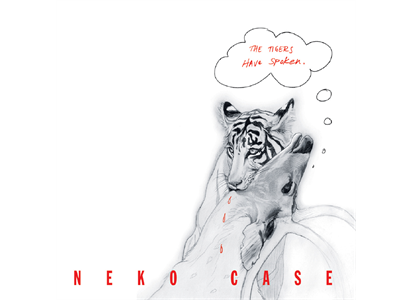 867403-1 Anti  Neko Case Tigers Have Spoken (LP)