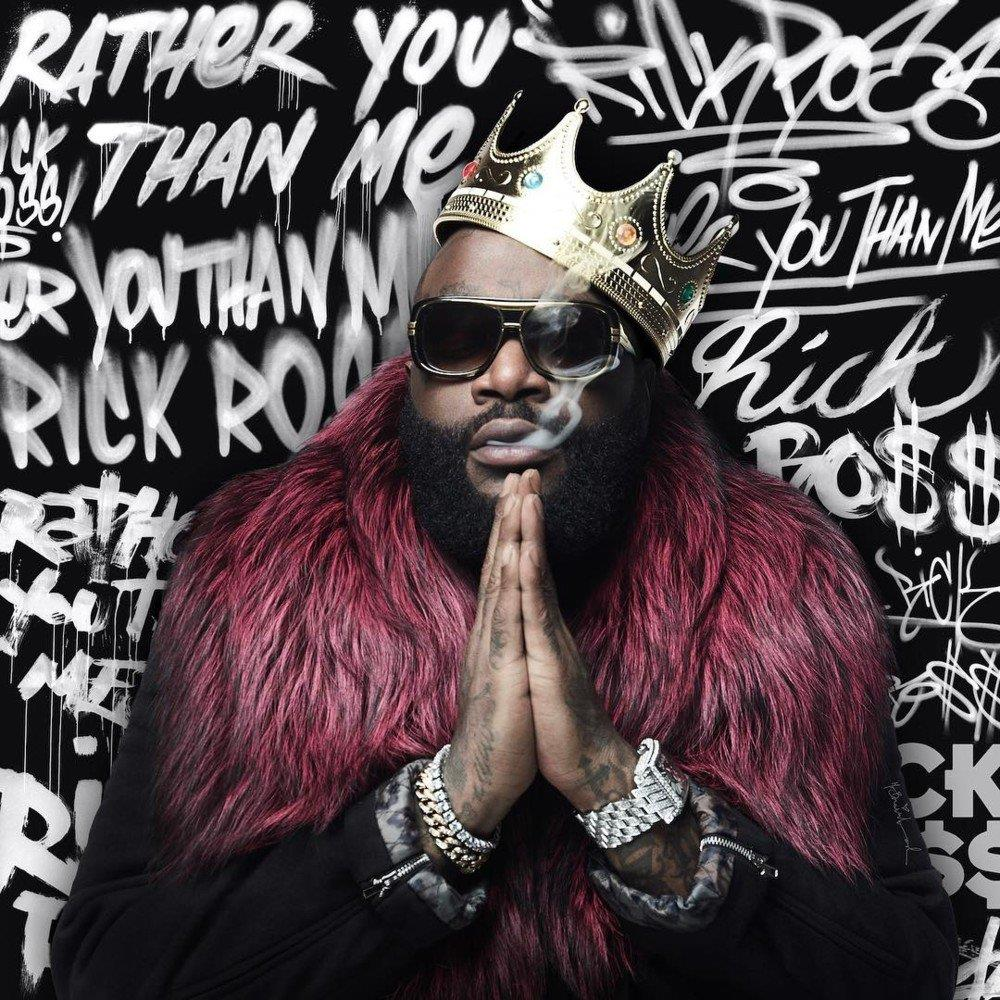 EPIC540686 Epic  Rick Ross Rather You Than Me (2LP)