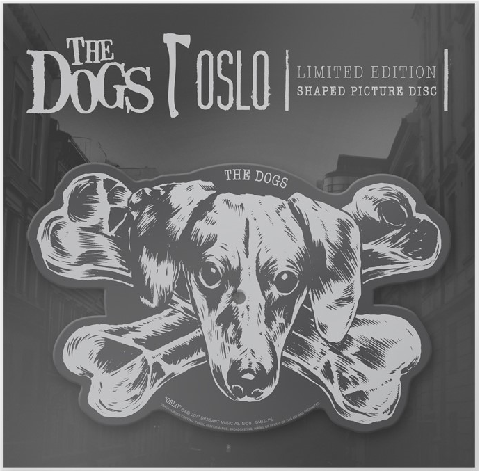 "DM13LPS Drabant Music  The Dogs Oslo  (7"")"