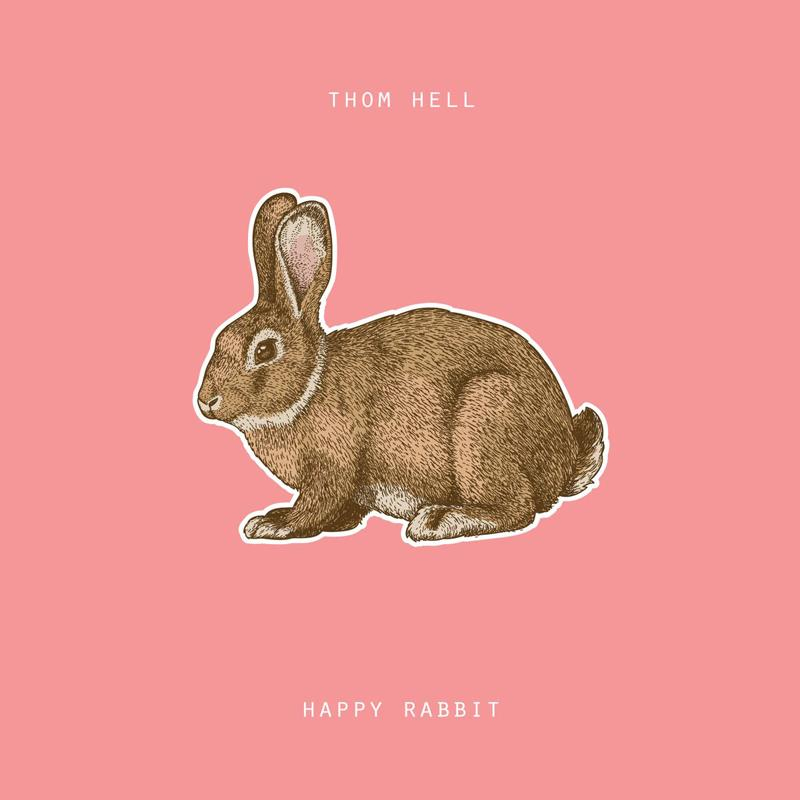 LOSTLP004LTD Lost Boy Records  Thom Hell Happy Rabbit (2LP-LTD)