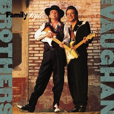 APB100-45 Analogue Productions  Vaughan Brothers Family Style (2LP)