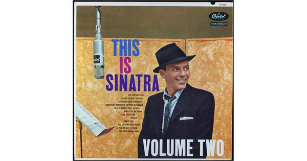 Frank Sinatra This Is Sinatra Volume Two Lp Bigdipper
