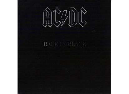 SME 5107651 Sony  AC/DC Back In Black (LP)
